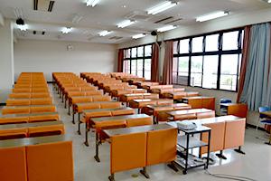 高知県自動車学校 学科教室